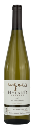 2018 Estate Old Vine Riesling